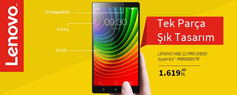Lenovo akıllı telefonlarda en uygun fiyatlar!