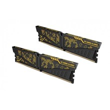 16 Gb Ddr4 3000 Mhz T-Force Vulcan Tuf Yellow 8Gbx2 Team Tltyd416G3000Hc16Cdc01