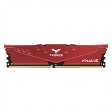 8 Gb Ddr4 3000 Mhz T-Force Vulcan Z Red 8Gbx1 Team Tlzrd48G3000Hc16C01