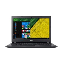 Acer Nb A315-51-39X7 İ3-6006U 4Gb 1Tb Hdd Uma 15.6 Hd Black W10