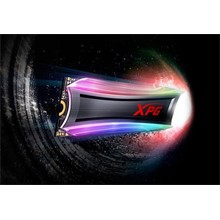 Adata Xpg 256Gb S40G Rgb Pcıe Gen3X4 M.2 2280 Flash Ssd - As40G-256Gt-C