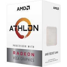 Amd Athlon 3000G Am4Pin 35W (Box) Yd3000C6Fhbox