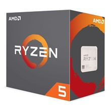 Amd Ryzen 5 1500X 3.5Ghz 16Mb Am4 Fansız (65W)