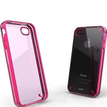 APROLINK IPF-406 IPHONE 4/4S PEMBE