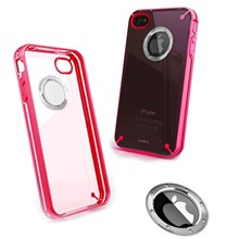 APROLINK IPF-426  IPHONE 4/4S PEMBE