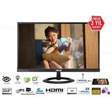 "Asus 23"" VX239H 5ms Hdmi 2xMHL MM IPS LED"