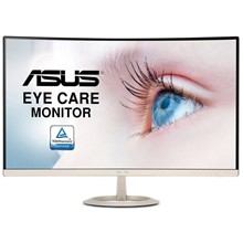 Asus 27 Vz27Vq Led Curved Monitör Gold-Siyah 5Ms Wide,1920X1080,Hdmı,Vga,Dp,Hoparlör