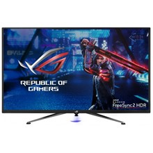 Asus 43 Xg438Q Mm Gaming Monitör 4Ms Siyah 3840X2160,Hdmı,Dp,Freesync,120Hz,Hoparlör,Vesa