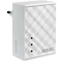 Asus Pl-N12  300Mbps Homeplug Wireless Av500 Kit