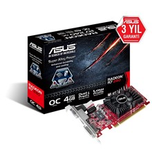 Asus R7240 OC 4GB GDDR3 128Bit Hdmi Low Profile
