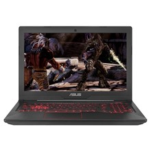 Asus ROG FX503VD-DM104 i5-7300HQ GTX1050 4GB Notebook