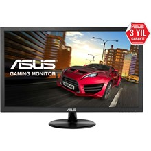 "Asus VP228HE 21.5"" Full HD LED Monitör"