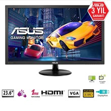 Asus Vp247Qg 23.6 1Ms Full Hd Gaming Led Monitör