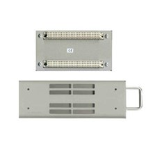 AT-36C2 2 slot brackets for 19 inch rack systems, passive backplane