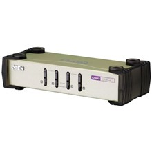 ATEN-CS84U 4 Port PS/2-USB KVM Switch