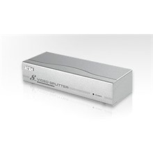 ATEN-VS98A 8 amp; li VGA Video Çoklayıcı (8 Port Video Splitter), 1600 x 1200 dpi