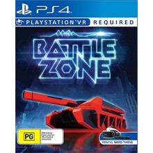 Battlezone VR (PS4)/EXP