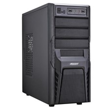 Boost VK-C003B 300W ATX Kasa Meshed Panel Siyah