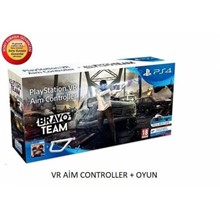 Bravo Team + Aim Controller Bundle VR