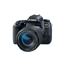 Canon Eos 77D Bk Ef-S 18-135 Is Usm Kit