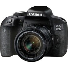 Canon Eos 800D Bk 18-55 Is Stm Kit