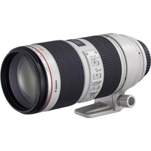 Canon Lens Ef 70-200Mm F/2,8 L Is Iı Usm