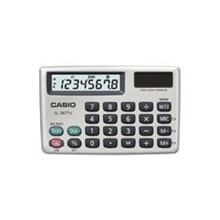 CASIO SL-787TV-GD CEP TİPİ HESAP MAKİNESİ