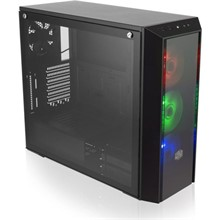 Cm Masterbox Pro 5 700W 80+ 3Xrgb Led Fanlı Tempered Glass Midtower Kasa