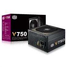 Cm Vanguard 750W 80+ Gold Full Modüler 120Mm Fanlı Psu