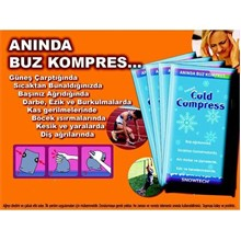 Cold Compress-2 sn de Buz Kompres 711155