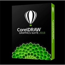 CorelDraw Graphics Suite 2018 Tam Sürüm Tek Lisans- Windows