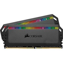 CORSAIR 16 gb CMT16GX4M2C3200C16 (2x8GB) DDR4 3200MHz C16 BLACK BELLEK