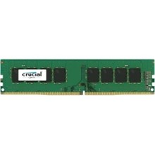 Crucial 8Gb Ddr4 2400Mhz Pc Ct8G4Dfd824A