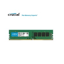Crucial 8Gb Ddr4 2400Mhz Pc Ct8G4Dfs824A