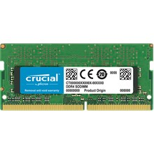 Crucial For Mac 16Gb 2666Mhz Ddr4  Ct16G4S266M Cl19 Dr X8 Unbuffered Sodımm 260Pin For Mac