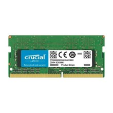 Crucial For Mac 8Gb 2666Mhz Ddr4  Ct8G4S266M Cl19 Sr X8 Unbuffered Sodımm 260Pin For Mac