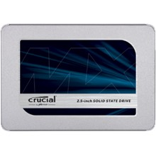Crucial Mx500 500Gb Ssd Disk Ct500Mx500Ssd1 560 - 510 Mb