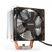 Dark Freezer X120 DKCCX120 Intel 775/1155/1156/1150/1151/1366/2011/2011-V3/2066 - Amd Am2/Am2+/Am3/Am3+/Am4 Fan