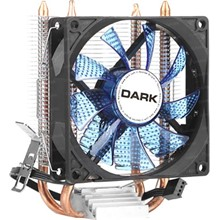 Dark Freezer X92Bl 92Mm Fan Lga775/115X/Amd İşl