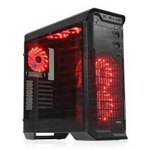 Dark N10 Advanced 600W 80+ Usb3.0 5X12Cm Fan Pencerelı Kasa (Dkchn10Adv600)