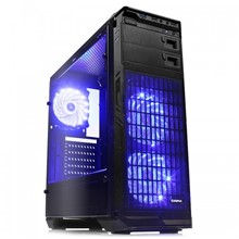 Dark N5 Usb 3.0, 3X12Cm Fan Ledli , Full Cam Yan Panel Atx  Kasa