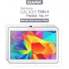 "Dark Samsung Galaxy TAB4 10.1"" T530 Anti-Glare Ekran Koruyucu Film"