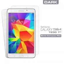 "Dark Samsung Galaxy TAB4 7"" T230 Anti-Glare Ekran Koruyucu Film"