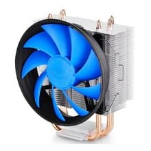 Deep Cool Gammaxx 300 120X25Mm Fan Cpu Soğutucu Am4/Am3+/Am3/Lga1366/Lga115X/Lga775