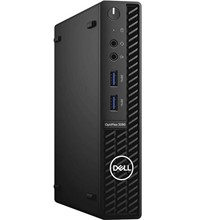 Dell PC Opt N019O3080MFF_U i5-10500T 8GB 128SSD Ubuntu