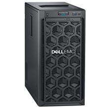 Dell Pet140M2 E-2124 8Gb 2X1Tb 365W Tower, 1 Soket, 4 Dımm / 64Gb , 4 X 3.5