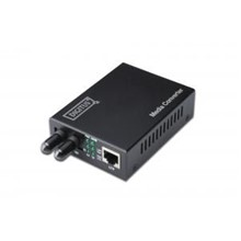 DN-82110-1 Digitus Media/Rate Converter, 10/100/1000Base-T - 1000Base-SX (Multimode 0.50 km, ST)