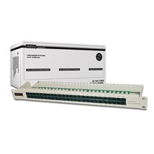 DN-91350-1 Digitus 19 Inch 50 port CAT-3 ISDN Patch Panel, Zırhsız