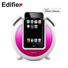 EDIFIER Image Series IF200PLUS P, 6W RMS, iPod, iPhone 4-5 Uyumlu Ses Sistemi - Pembe (SüperFiyat)