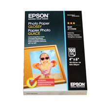 Epson S042548 Glossy Photo Paper 10X15 200Gr (100Lü)